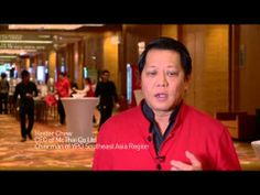 Marina Bay Sands Sands Expo and Convention Center Video #MOASIA