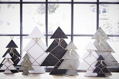 De houten kerstboom - Inspiraties - ShowHome.nl