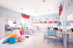 20 Adorable Kids Room With Pastel Color Ideas