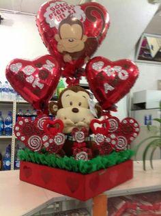 valentine gift baskets | Valentine`s day | Pinterest ...