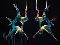 CIRQUE DU SOLEIL the best show in the world!