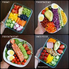 Healthy Recipes Comment below your diet of choice. Are you Vegan, Vegetarian, Pescatarian or Omnivore? No matter - Health and Nutrition Healthy Meal Prep, Healthy Snacks, Healthy Eating, Healthy Recipes, Meal Recipes, Dinner Recipes, Seafood Recipes, Manger Healthy, Health And Nutrition