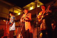 Paperback Writer: The Beatles Experience plays at The Groveland Hotel's Yosemite Courtyard Theater, June 16, 2012.