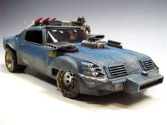 Mad Max Police Interceptor | german mad police interceptor i found these images of a mad police ...