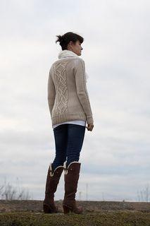 Fall sweater pattern