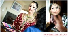 Maha Designs specializes in elegant and modern photography for South Asian weddings! www.mahadesigns.com