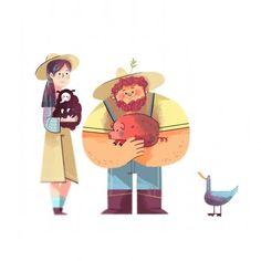 Children's Book Illustration, Childrens Books, Concept Art, Character Design, Collage, Comics, Drawings, Artwork, Instagram Posts