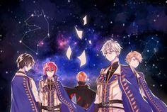 Ensembles stars knights unit