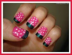 Easy nail art for kids!