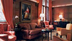The Cadogan Hotel: Take afternoon tea in the elegant Drawing Room, brimming with Edwardian-style furnishings.
