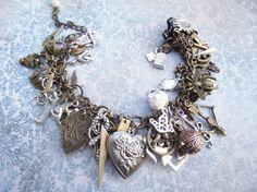 Hunger Games Charm Bracelet  So Cute!!