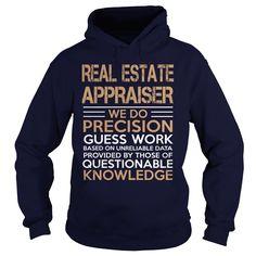 REAL ESTATE APPRAISER- we do - REAL ESTATE APPRAISER- we do (Appraiser Tshirts)