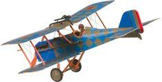Corgi 1/48 RAF Se5A Nightfighter England 1918 Model Diecast Aircraft AA37701