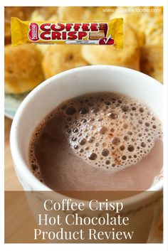 fbdc9732956 My Product Review of Coffee Crisp Hot Chocolate ~ Suzie The Foodie  Chocolate Pack