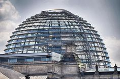 Kuppel vom Deutschen Reichstag