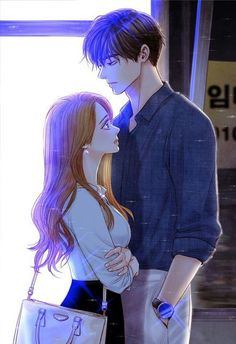 All About Anime. Daily Anime Posts Your One Hub For All Anime Needs Cute Couple Drawings, Cute Couple Art, Anime Couples Drawings, Manga Couple, Anime Love Couple, Love Cartoon Couple, Anime Art Girl, Anime Guys, Manga Anime