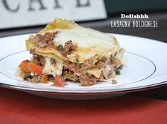 Craving > From Butternut Squash to Bolognese: 7 Lasagna Recipes - foodiecrush