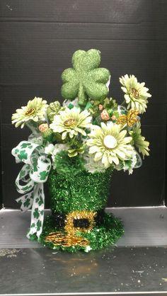 St. Patrick's Day Hat...Robin Evans