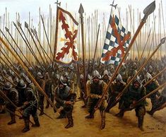 Spanish Tercio, Battle of Rocroi, late Thirty Years War … Renaissance, Military Art, Military History, Thirty Years' War, Early Modern Period, Landsknecht, Spanish Culture, Medieval Weapons, Modelos 3d