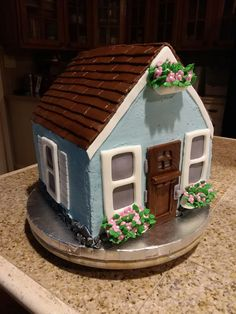 Similar ideas & A colourful house warming cake for new homeu2026 | Cakes u0026 Cake ...