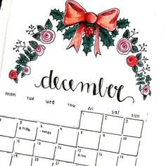 39 vind-ik-leuks, 8 reacties - @daniellesstudies op Instagram: 'December is coming! Obviously, the layout is based on Christmas. That's one of my favourite months…' Bullet Journal Quotes, Bullet Journal Spread, Bullet Journal Layout, Bullet Journal Inspiration, Bullet Journals, Journal Ideas, Daily Journal, Bullet Journal Christmas, December Bullet Journal