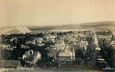 BELGRAVIA JOHANNESBURG SOUTH AFRICA - REAL PHOTO POSTCARD BIRDSEYE VIEW | eBay