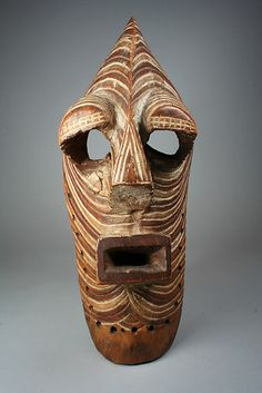 Mask (Kifwebe) Date: 19th-20th century Democratic Republic of the Congo Songye Peoples