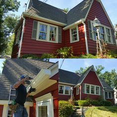 Gutter Installation In West Caldwell, NJ Call Us Today (855) 471 1600 ·  Gutter InstallationGutter Cleaning