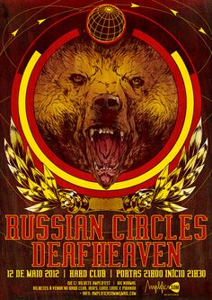 Russian Circles + Deafheaven