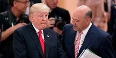Gary Cohn faced pressure from business leaders and his wife to quit, and even reportedly went so far as to draft a letter of resignation.