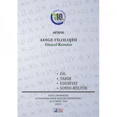 Adıge Filolojisi | KAFDAV Yayıncılık İşletmesi