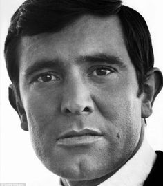 """George Lazenby is James Bond 007 in """"On Her Majesty's Secret Service"""". Personally, I never cared from Lazenby as Bond. However, I think the movie had great action sequences. If you are a fan of George Lazenby, please like or pin a few photos. George Lazenby, Extraordinary Gentlemen, Bond Series, James Bond Movies, Secret Service, Interesting Faces, Movies And Tv Shows, Documentaries, Movie Tv"""