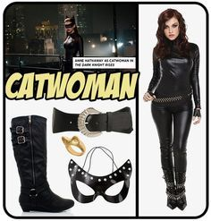 Make Your Own Catwoman Costume Superhero