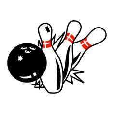 Bowling logo Vector - AI PDF - Free Graphics download