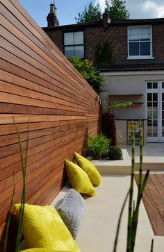London Garden Builders Anewgarden Cat Howard Design - All For Garden Back Garden Design, Modern Garden Design, Backyard Garden Design, Contemporary Garden, Patio Design, Modern Design, Back Garden Ideas, Backyard Ideas For Small Yards, Small Backyard Landscaping