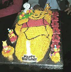Winning poo cake