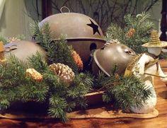 55 Wonderful Christmas Centerpiece Ideas For 2013