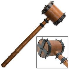 Thor would be jealous of this hammer. I soooo need this for my office.