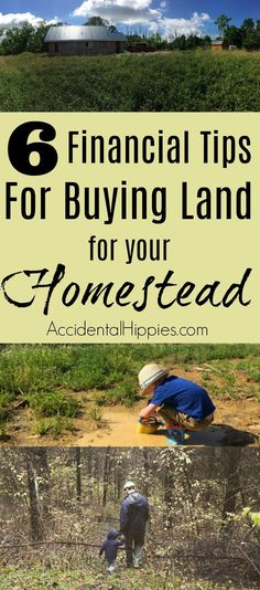 Our 6 biggest financial lessons we learned while buying land to build our off grid homestead. Our 6 biggest financial lessons we learned while buying land to build our off grid homestead. Homestead Land, Off Grid Homestead, Homestead Survival, Survival Tips, Survival Skills, Homestead Living, Homestead Property, Alaska Homestead, Off Grid Survival