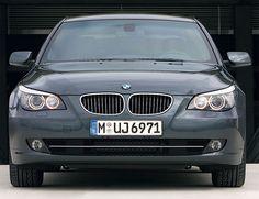 BMW 5 Series. I want one