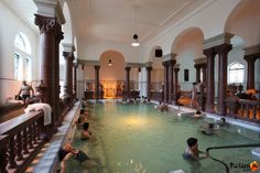 Hot Springs of Hungary Hot Springs, Hungary, Country, World, Water, Places, Outdoor Decor, Travel, Beautiful