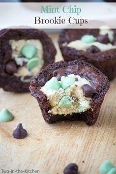 Mini Bites on Pinterest   Minis, Brownie Bites and Mini Cheesecakes