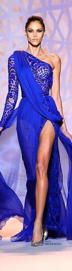 Dizzling Blue - Trendfarbe von 2015! (Farbpassnummer 27)  Kerstin Tomancok / Farb-, Typ-, Stil & Imageberatung