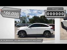 2016 Mercedes-Benz GLE DeLand Daytona Orlando GA019888
