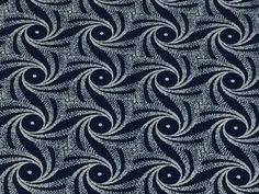 Shweshwe Fabric--African Fabric--South African Cotton--Da Gama Three Cats--Ethnic Fabric--Indigo Swirls--African Fabric by the HALF YARD by MoreLoveMama on Etsy African Print Dresses, African Prints, African Dress, Cat Fabric, African Fabric, Swirls, Design Trends, African Men, African Attire