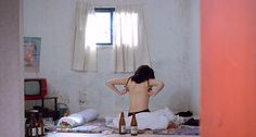 Birdcage Inn Kim Ki-duk) / Cinematography by Jeong-min Seo Hidden Art, Film Inspiration, French Films, Film Stills, Looks Cool, Film Photography, Short Film, I Movie, The Dreamers