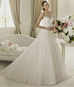 Awesome most beautiful wedding dresses 2013 2017-2018