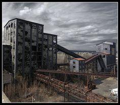 Ashley Coal Breaker