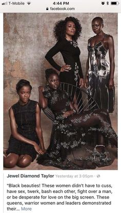 These are women that I would love to be #Africanfashion