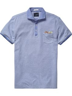 Polo clair  Polos Habillement Homme Scotch & Soda